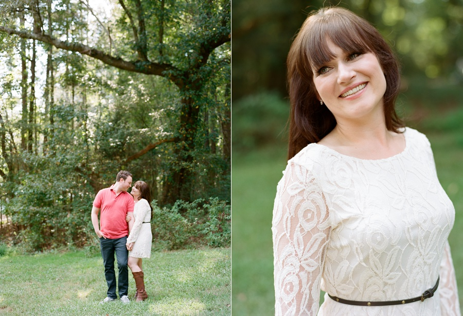 fine art film wedding photographer charlotte north carolina engagement photos 04
