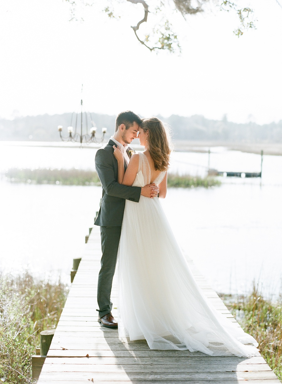 romantic lowcountry wedding inspiration charleston wedding photographer