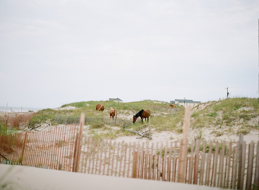 OBX Wedding Photographer Film Faith Teasley-10