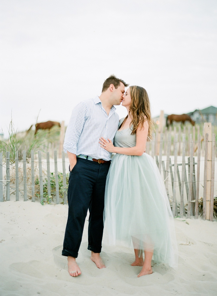 OBX Wedding Photographer Film Faith Teasley-11